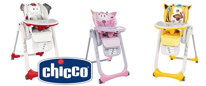 Trona Chicco Polly 2 Start