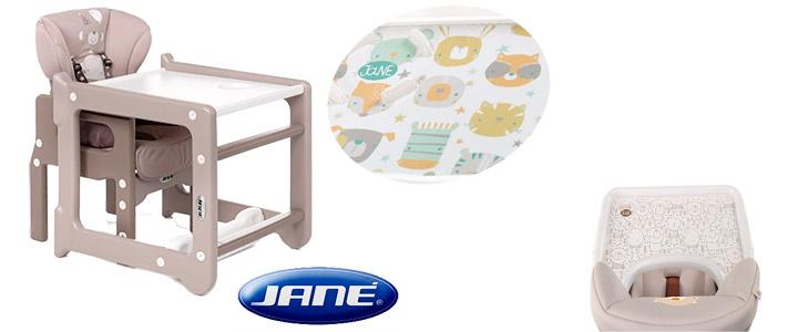 Silla y mesa Jane Activa Evo