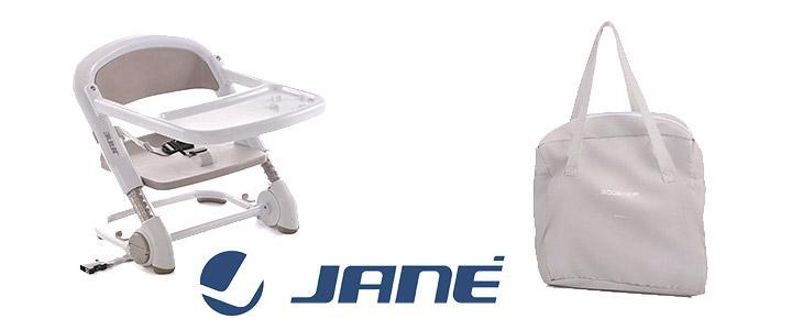 Trona Jane Booster
