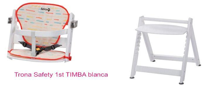 Trona Safety 1st TIMBA blanca