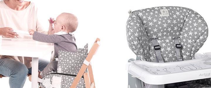 Tronas de bebé Jane evolutivas
