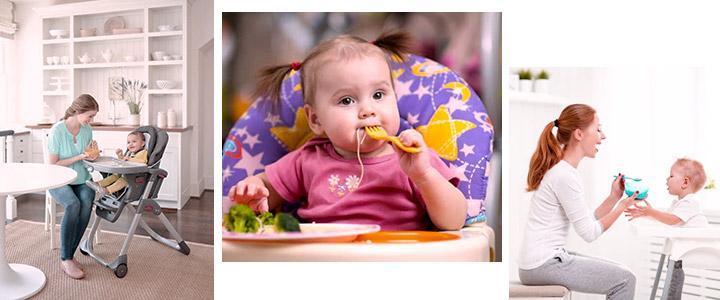 Tronas evolutivas de bebé plegables