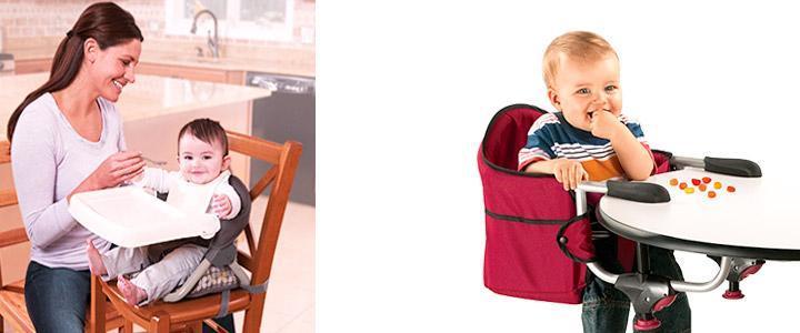 Tronas portátiles de bebé para viaje